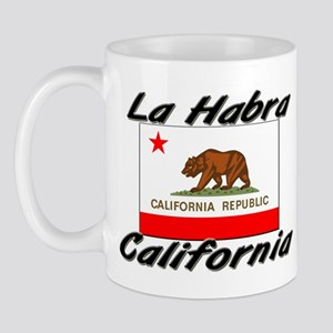 La Habra California Mug