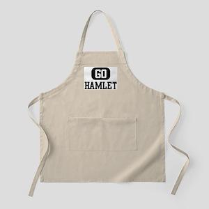 Go HAMLET BBQ Apron