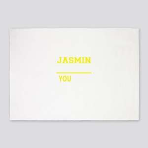 JASMIN thing, you wouldn't understa 5'x7'Area Rug