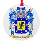 Salvadore Round Ornament