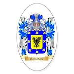 Salvadore Sticker (Oval 10 pk)