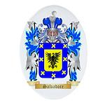 Salvadore Oval Ornament