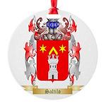 Saltilo Round Ornament