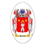 Saltilo Sticker (Oval)