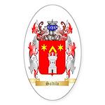 Saltilo Sticker (Oval 50 pk)