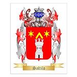 Saltilo Small Poster