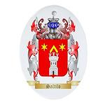 Saltilo Oval Ornament