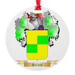 Salone Round Ornament