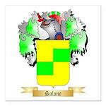 Salone Square Car Magnet 3