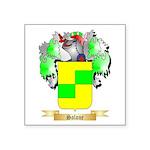 Salone Square Sticker 3