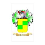 Salone Sticker (Rectangle 50 pk)