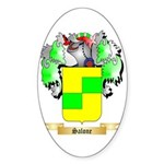 Salone Sticker (Oval 10 pk)