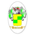 Salone Sticker (Oval 50 pk)