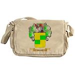 Salone Messenger Bag