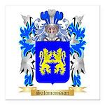 Salomonsson Square Car Magnet 3