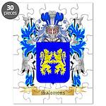 Salomons Puzzle