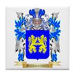 Salomonovitz Tile Coaster