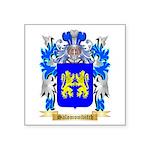 Salomonivitch Square Sticker 3