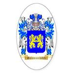 Salomonivitch Sticker (Oval)