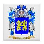 Salomonivitch Tile Coaster