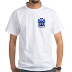 Salomonczyk White T-Shirt