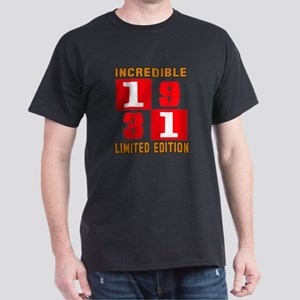 Incredible 1931 Limited Edition Dark T-Shirt