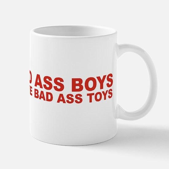 BAD ASS BOYS Mugs
