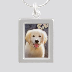 Golden Retriever Puppy Necklaces