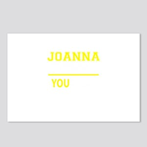 JOANNA thing, you wouldn' Postcards (Package of 8)