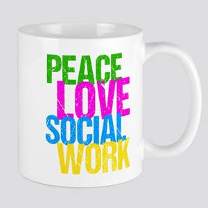 Social Work Cute Mug