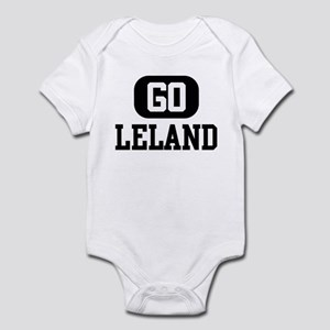 Go LELAND Infant Bodysuit