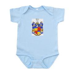 Butler Infant Bodysuit