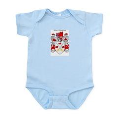 Mullen Infant Bodysuit