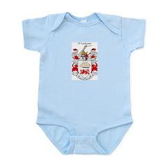 Leary Infant Bodysuit