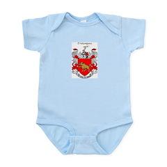 Hennessy Infant Bodysuit