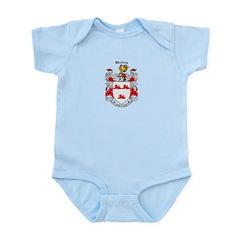 Slattery Infant Bodysuit