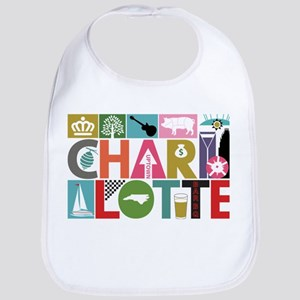 Unique Charlotte - Block by Block Bib