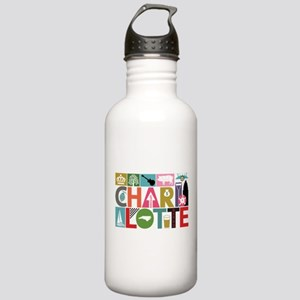Unique Charlotte - Blo Stainless Water Bottle 1.0L