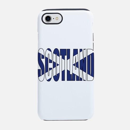 Scotland iPhone 8/7 Tough Case