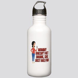 Bob's Burgers Linda Wi Stainless Water Bottle 1.0L