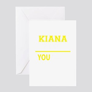 KIANA thing, you wouldn't understan Greeting Cards