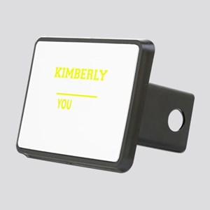 KIMBERLY thing, you wouldn Rectangular Hitch Cover