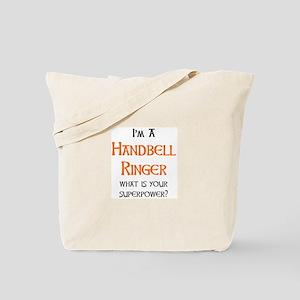 handbell ringer Tote Bag