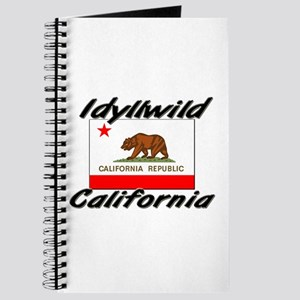 Idyllwild California Journal
