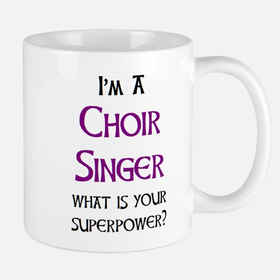 choir singer Mug
