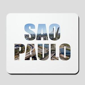 Sao Paulo Mousepad