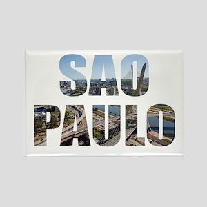 Sao Paulo Magnets