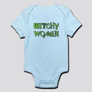 WITCHY WOMAN Body Suit