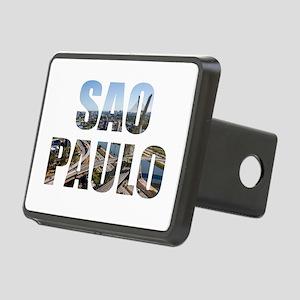Sao Paulo Rectangular Hitch Cover