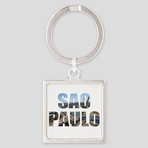 Sao Paulo Keychains
